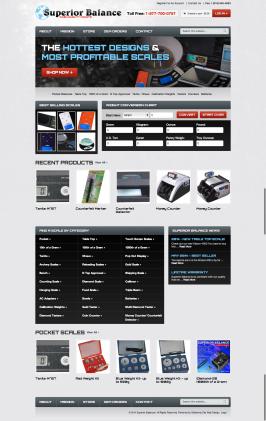 Superior Balances Web Design Oklahoma City