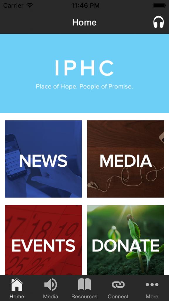 iphc-app-development